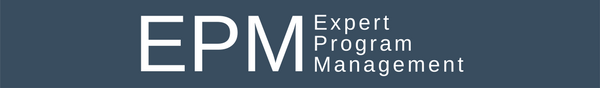 Expert Program Management