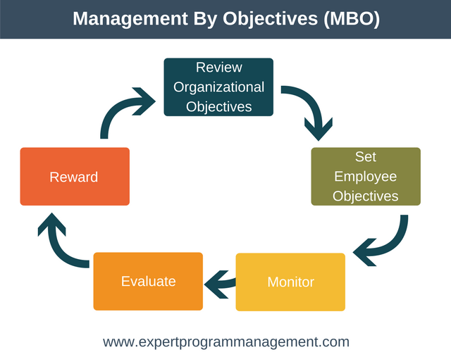 Management by objectives mbo expert program management for Manage by objective template