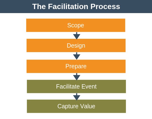The Facilitation Process: How to Become an Effective Facilitator